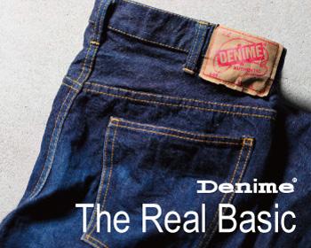【RealBasic/定番デニム特集-ピックアップ】
