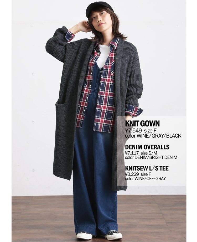 WOMENS 2016 AUTUMN/WINTER STYLING